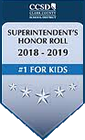 CCSD Superintendent's Honor Roll